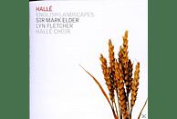 The Halle Orchestra, Mark Halle Orchestra & Elder - English Landscapes [CD]