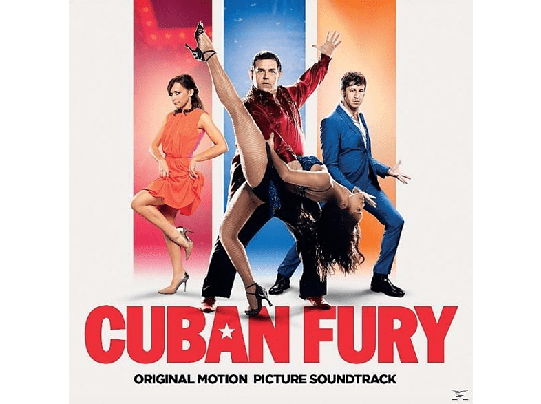 VARIOUS - Cuban Fury [CD]