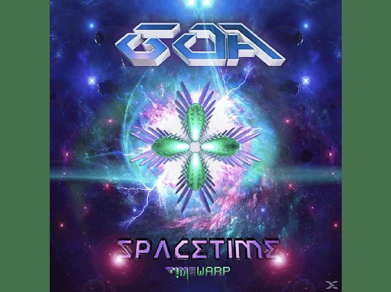 VARIOUS - Goa Space Time [CD]
