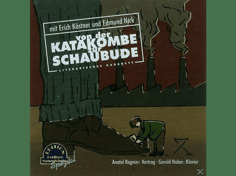Anatol Regnier - Von Der Katakombe Zur Schaubude - (CD)