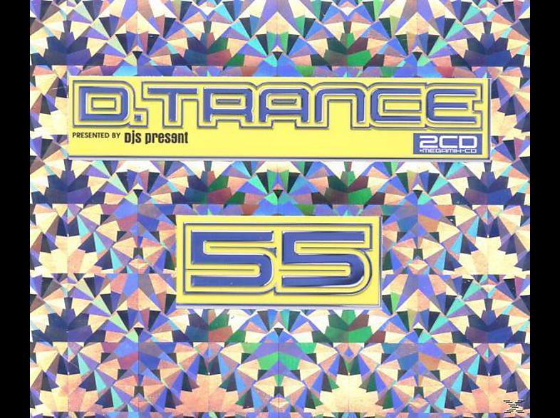 VARIOUS - D.Trance 55 [CD]