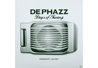 De Phazz - Days Of Twang  - (CD)