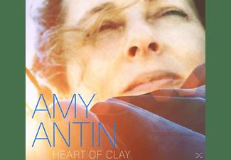 Amy Antin - Heart Of Clay  - (CD)