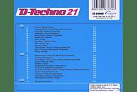 VARIOUS - D-Techno 21 [CD]