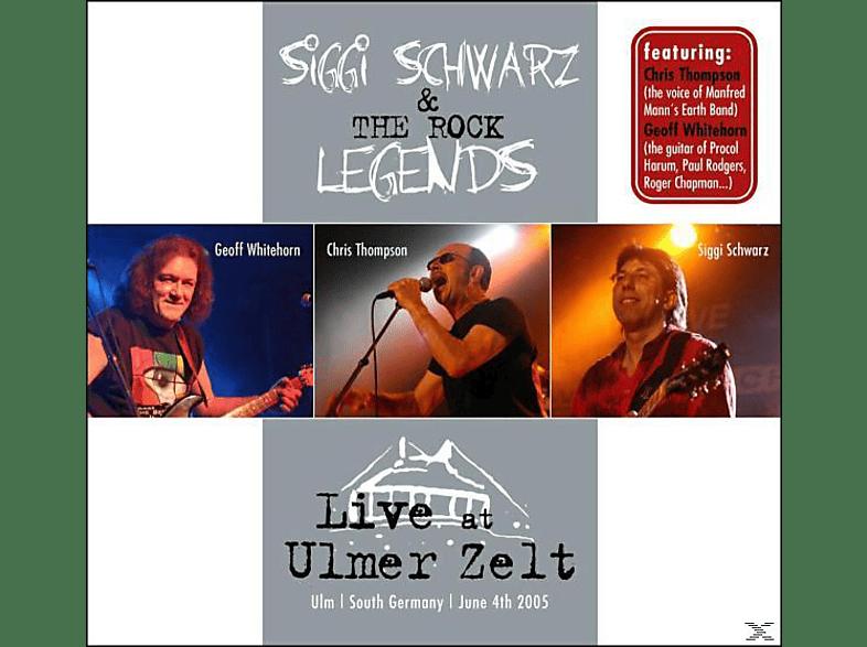 Schwarz,Siggi/Rock Legends,The - Live at Ulmer Zelt [CD]