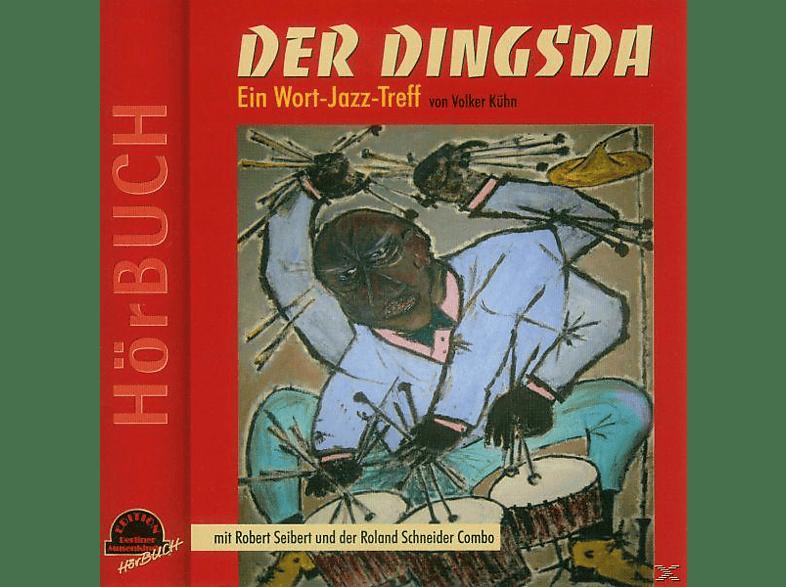 Robert Und Combo Seibert - Der Dingsda-Ein Wort-Jazz-Treffen - (CD)