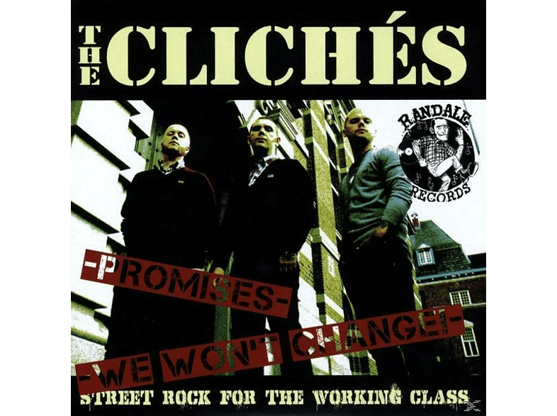 The Cliches - Promises/We Won't Change [Vinyl]