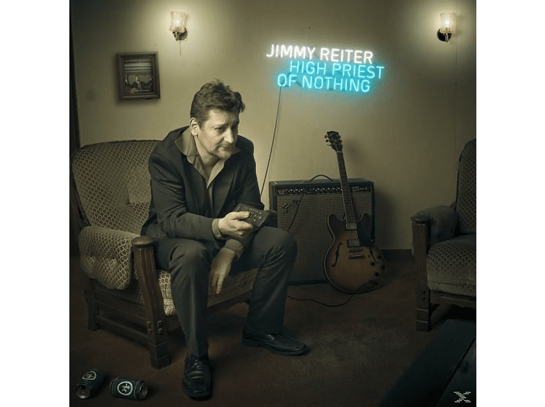 Jimmy Reiter - High Priest Of Nothing [CD]
