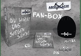 Abschlach! - Du wirst uns siegen sehn (Ltd.Fanbox)  - (CD)