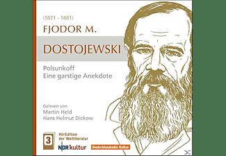 Held,Martin/Dickow,Hans Helmut - Polsunkoff/Eine Garstige Anekdote  - (CD)