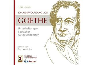 Gert Westphal - Unterhaltungen Deutscher Ausgewanderten  - (CD)