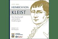 Rolf Boysen - Der Zweikampf U.A.Erzählungen - (CD)