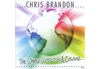 Chris Brandon - The whole world is a colour - (CD)