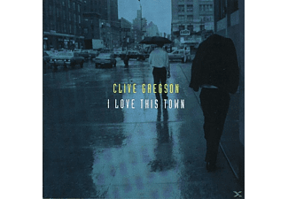 Clive Gregson - I LOVE THIS TOWN  - (CD)