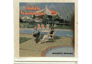 Kate Campbell - MOONPIE DREAMS  - (CD)