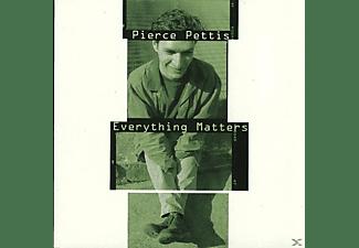 Pierce Pettis - EVERYTHING MATTERS  - (CD)