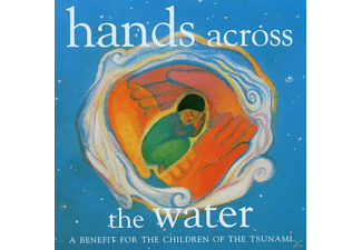 VARIOUS - HANDS ACROSS THE WATER  - (CD)