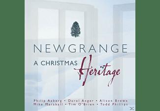 New Grange - A CHRISTMAS HERITAGE  - (CD)