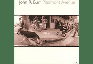 John R. Burr - PIEDMONT AVENUE  - (CD)