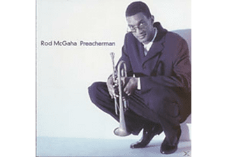 Rod Mcgaha - PREACHERMAN  - (CD)