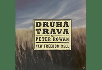 Druha Trava, Druha Trava & Peter Rowan - NEW FREEDOM BELL  - (CD)