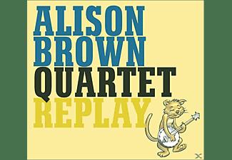 Alison Brown - REPLAY  - (CD)