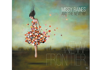 Raines, Missy & New Hip, the - NEW FRONTIER  - (CD)