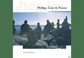 Grier & Flinner Phillips - LOOKING BACK  - (CD)