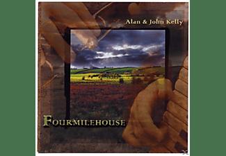 Alan & John Kelly - FOURMILEHOUSE  - (CD)