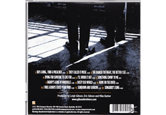 The Gibson Brothers - THEY CALLED IT MUSIC  - (CD)