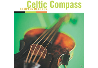 VARIOUS - CELTIC COMPASS  - (CD)