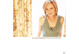 Alison Brown - STOLEN MOMENTS  - (CD)