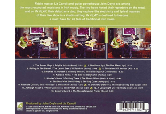 Caroll, Liz & Doyle, John - IN PLAY  - (CD)