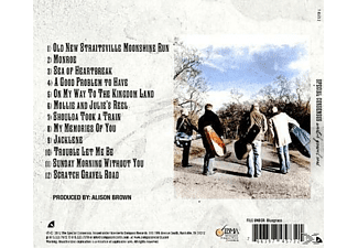Special Consensus - SCRATCH GRAVEL ROAD  - (CD)