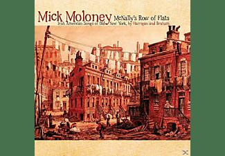 Mick Moloney - MCNALLY S ROW OF FLATS  - (CD)