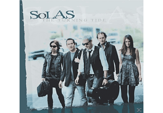 Solas - THE TURNING TIDE  - (CD)