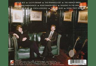 Coyne, Eamonn / Drever, Kris - HONK TOOT SUITE  - (CD)