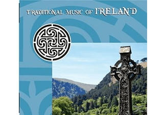 VARIOUS - TRADITIONAL MUSIC OF IRELAND  - (CD)