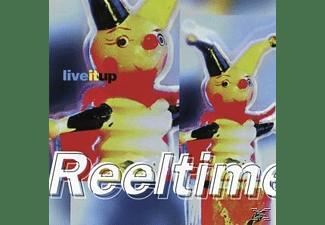 Reeltime - LIVE IT UP  - (CD)
