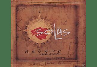 Solas - REUNION: A DECADE OF SOLAS  - (CD)