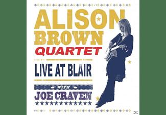 Brown, Alison, Quartet - Live At Blair  - (DVD)