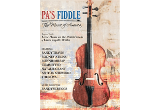 VARIOUS - PA'S FIDDLE - MUSIC OF AMERICA  - (DVD)