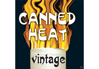 Canned Heat - Vintage - (CD)
