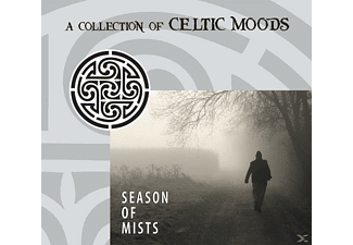 VARIOUS - A COLLECTION OF CELTIC MOODS - SEASON OF MISTS  - (CD)