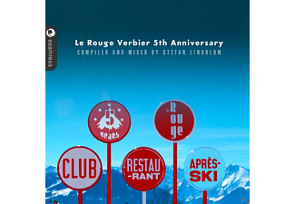 Stefan Various/lindblom - Le Rouge Verbier 5th Anniversary - (CD)