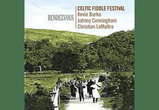 Celtic Fiddle Festival (Burke/Cunningham/Lemai - CELTIC FIDDLE FESTIVAL - RENDEZVOUS  - (CD)