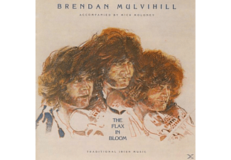 Brendan Mulvihill - THE FLAX IN BLOOM  - (CD)