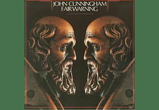 John Cunningham - FAIR WARNING  - (CD)