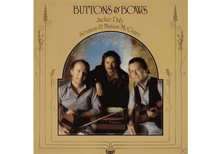 Buttons & Bos (Daly/McGuire/McGuire), BUTTONS & BOWS (DALY/McGUIRE/McGUIRE) - BUTTONS AND BOWS  - (CD)