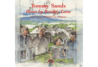 Tommy Ss, Tommy Sands - DOWN BY BENDY S LANE  - (CD)
